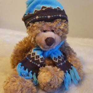 Mary Meyer Extreme Soft Plush Winter Bear